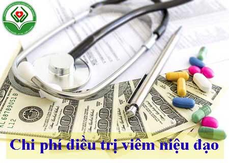 Chi phí điều trị viêm niệu đạo hết bao nhiêu