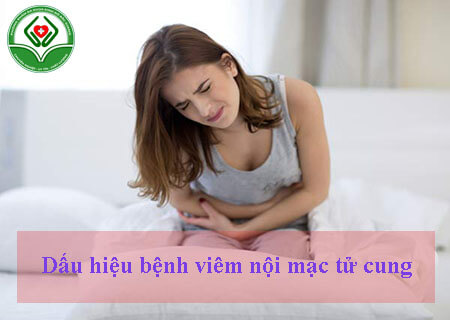 Dấu hiệu của bệnh viêm nội mạc tử cung