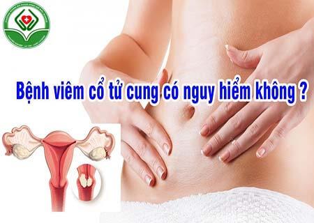 Tác hại của bệnh viêm cổ tử cung