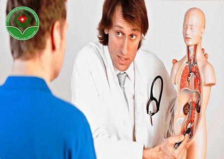 Nguyên nhân tiểu buốt và ra máu ở nam giới