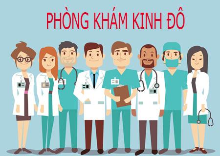 Phòng khám Kinh Đô hỗ trợ điều trị mọc mụn dương vật an toàn