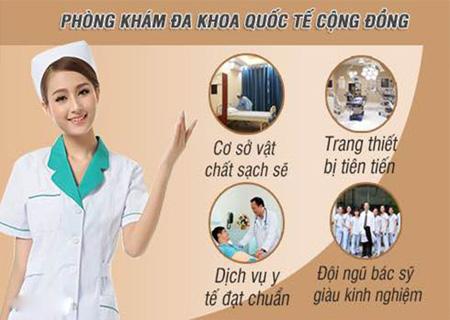 Phòng khám Kinh Đô hỗ trợ điều trị viêm phụ khoa hiệu quả