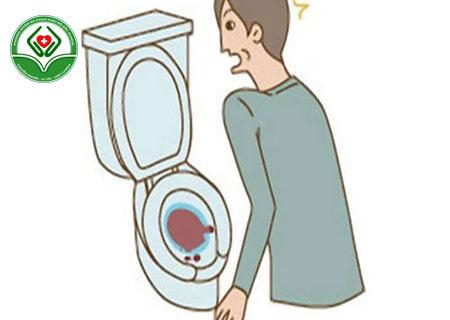 Thế nào là hiện tượng đi tiểu bị buốt và ra máu