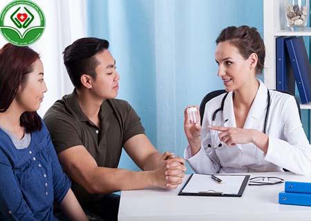 đại chi điều trị viêm lộ tuyến cổ tử cung