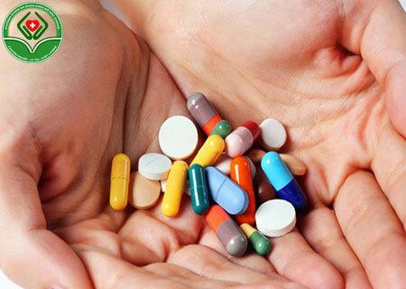 Viêm phần phụ uống thuốc gì