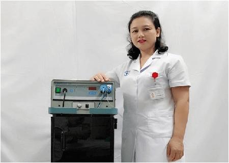 Công nghệ Dao Leep sử dụng trong cắt Polyp cổ tử cung