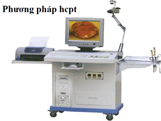 điều trị lòi dom bằng phương pháp HCPT