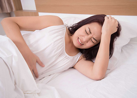 tác hại của polyp cổ tử cung