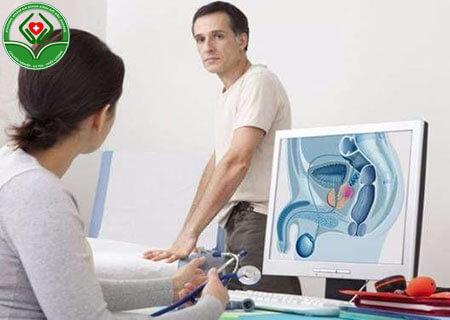 Địa chỉ chữa viêm tiền liệt tuyến cấp tính