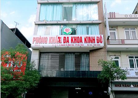 Phòng khám Kinh Đô hỗ trợ điều trị nổi mụn vùng kín nữ giới hiệu quả
