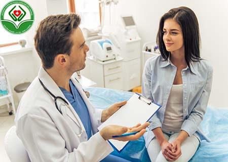 Tình trạng của bệnh nhân