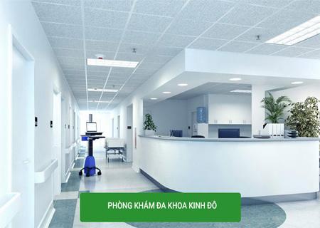 Phòng khám Kinh Đô hỗ trợ điều trị dương vật bị sưng phồng hiệu quả