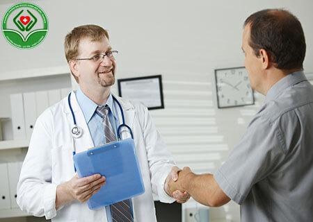 Điều trị rãnh quy đầu chảy dịch tại phòng khám Kinh Đô