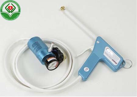 Phương pháp áp lạnh cổ tử cung