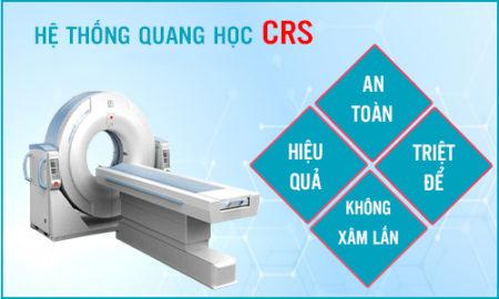 CRS chữa teo tinh hoàn hiệu quả