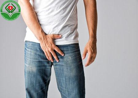 Dấu hiệu viêm nhiễm nam giới