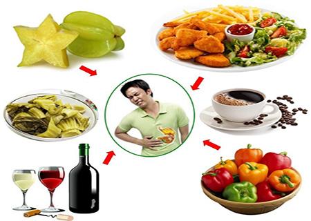 Người bệnh không ăn uống hợp lý dễ bị táo bón