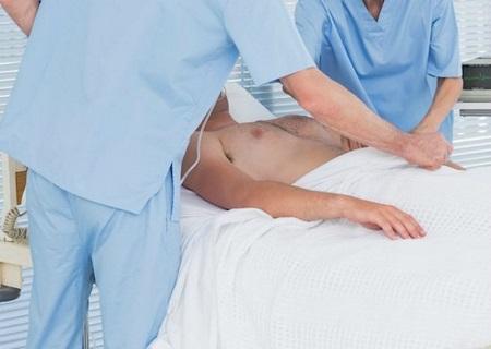 chữa đau dương vật bằng phương pháp hiện đại
