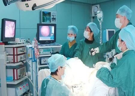 Điều trị u xơ cổ tử cung bằng phương pháp hiện đại