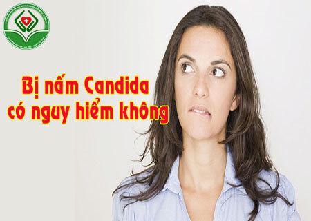 Nấm Candida gây ra những ảnh hưởng tiêu cực