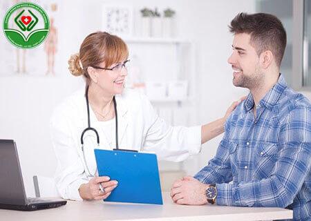 Hệ thống CRS điều trị nấm Candida ở nam giới hiệu quả