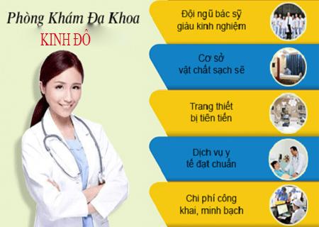 Phòng khám Kinh Đô hỗ trợ điều trị bí tiểu mãn tính hiệu quả