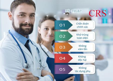 Phương pháp CRS hỗ trợ điều trị bí tiểu mãn tính hiệu quả