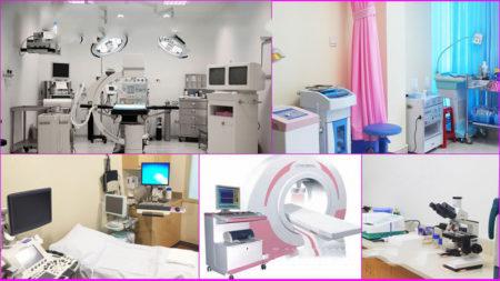 Phòng khám Kinh Đô chú trọng trang thiết bị y tế